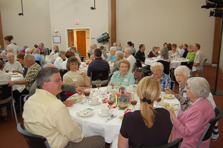 Have your next banquet at The Grove Community Center